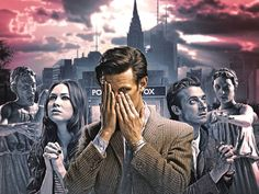 dr who | Siento un Ki Maligno: Doctor Who Serie 7: Adios a los Pond