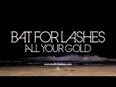 Bat For Lashes unveils the third song of her upcoming album. I like that one most so far. Also the reverse surf in the background is remarkable.