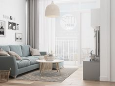 A Cozy Pair Of Apartments With Subtle Pastel Accents