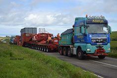 Transformer for Blackhillock Substation Heavy Metal, Metals, Trucks, Heavy Metal Music, Truck