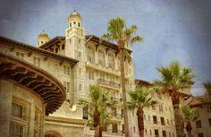 Historic Hotel Galvez in Galveston, Texas