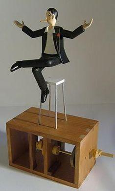 Cabaret Mechanical Theatre- Pierre Mayer