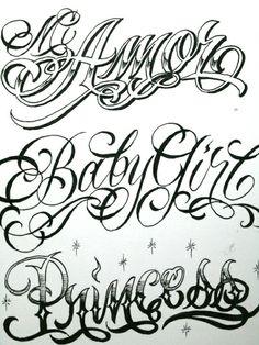 Boog star tattoo flash pictures tattoo татуировки, чикано, ш Tattoo Lettering Alphabet, Chicano Lettering, Graffiti Lettering Fonts, Cool Lettering, Script Lettering, Lettering Design, Typography, Calligraphy Letters, Tattoo Lettering Styles
