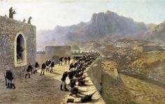 Defense of Bayazet (Doğubeyazıt) - Lagorio Lev