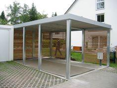 Carports & Garagen Lengemann - Stahlcarports Varia