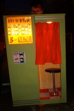 Photo booth Costume