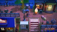 """ Ahh that's so cute! Animal Crossing Guide, Animal Crossing Villagers, Animal Crossing Qr Codes Clothes, Ac New Leaf, Motifs Animal, Island Design, Cute, Plaza Design, Games"