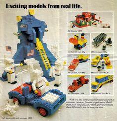 Lego Lunar Module Blue Space, Vintage Lego, Lego Parts, Legoland, Lego Creations, Classic Toys, Art Music, Legos, Bunt