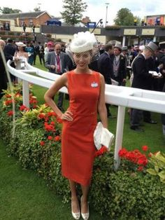 Royal Ascot Style #ladiesday #ascot