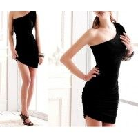 Bodycon Slim Sleeveless ClubWear Sexy Women's Short Dress