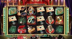 The Big Bopper is a good example of Realtime Gaming using an atypical theme and an atypical layout in a way that makes sense. http://www.gamesandcasino.com/slots/the-big-bopper.html #play #free #slot