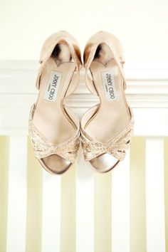 Wedding Shoes (Choos)