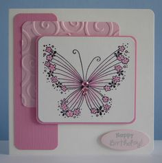 beautiful ~ Not Stampin up... but I can change that!