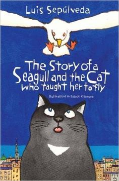 The Story of a Seagull and the Cat Who Taught Her to Fly: Amazon.it: Luis…