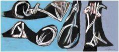 "Saatchi Art Artist Nicola Capone; Painting, ""forme 2"" #art"