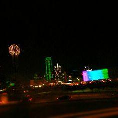 """@carloxsantamaria's photo: """"#Dallas #Noche #omni #hotel"""""""