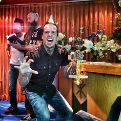 Jeremy spencer from #5FDP HAHA! These guys are too #funny