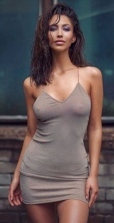 Curvy Outfits, Sexy Outfits, Sexy Dresses, Short Dresses, Jogg Jeans, Looks Pinterest, Hot Dress, Look Chic, Sexy Hot Girls