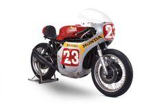 Honda CB500R 650cc Racing Motorcycle