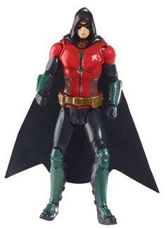 "DC Comics Multiverse 4"" Basic Figure, Robin Mattel http://www.amazon.com/dp/B00J6246IK/ref=cm_sw_r_pi_dp_YCKHub0QKAXE8"