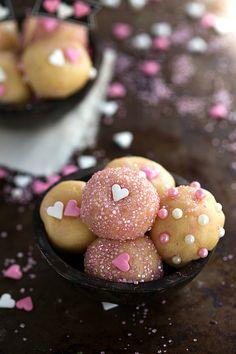{No Bake} Sugar Cookie Bites | Chelsea's Messy Apron