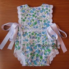 TODO EN PIQUE para bebé: Estampados Barbie Dress, Baby Girl Dresses, Baby Sewing, My Baby Girl, Boy Fashion, Doll Clothes, Kids Outfits, Projects, Bubbles
