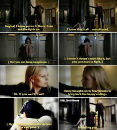 """Regina, please I know you're in there. People are asking where you've been. They say have courage, and I""""m trying too. I'm right out here for you, just let me in. We only have each other, it's just you and me, what are we going to do? Do you want to build a happy ending? OOPS!!! Wrong thing ;)"""