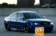 Modified Audi A4 2004 Picture 1