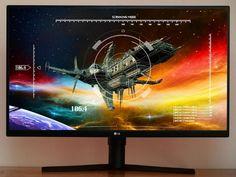 LG GK, novedades en monitores gaming para el IFA de Berlín