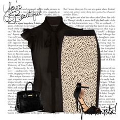Black Dots by lanisia1 on Polyvore