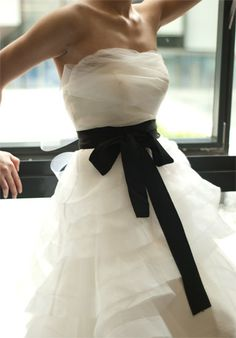 my wedding dress...now to find a groom :)