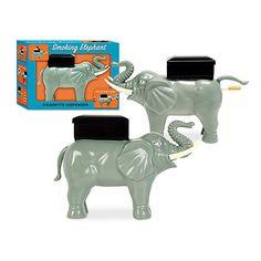Cigaretthållare, Elefant
