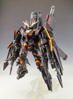 MG /100 RX-0 Full Armor Unicorn Gundam 02 Banshee - Custom Build