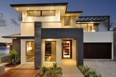 Be inspired to build this impressive #HouseDesign by #TravelleHomes. Check out the display #home at Camden North ( #GledswoodHills ), on Camden Valley Way!  #Inspiration #Motivation #InteriorDesign #NewHome #HouseDesign #ModernDesign #Home #House #Houses #YourHome #DreamHome