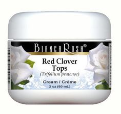 Red Clover Tops Lotion
