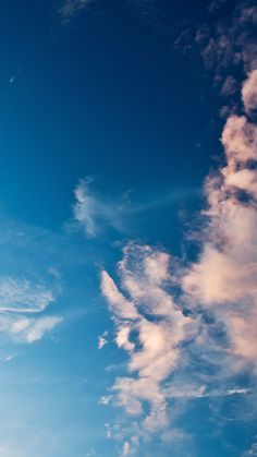 Sky Blue Cloud Sunny Clear Nature iPhone 6 wallpaper