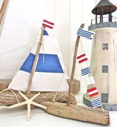 40 Nautical Crafts f