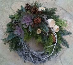 Church Flower Arrangements, Christmas Arrangements, Handmade Decorations, Flower Decorations, Christmas Decorations, Cemetery Decorations, Sympathy Flowers, Xmas Wreaths, Funeral Flowers