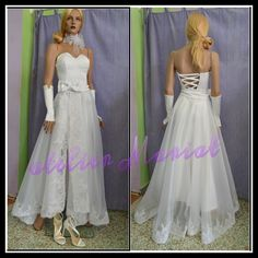 Wedding dress ....atelier Mariat <3<3<3