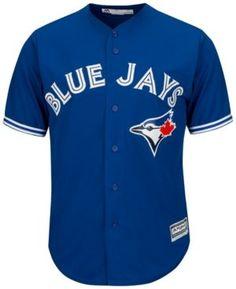 Majestic Men's Toronto Blue Jays Replica Jersey - Blue XL