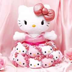 Hello Kitty in Hello Kitty Dress