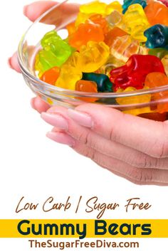 You will enjoy this delicious recipe that is so easy to make as well. This is how to make Homemade Sugar Free Gummy Candy Sugar Free Gummy Bears, Sugar Free Candy, Sugar Free Desserts, Sugar Free Recipes, Candy Recipes, Keto Recipes, Sugar Free Gummies Recipe, Sugar Free Gummy Candy Recipe, Keto Desserts