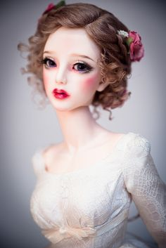 READY WIG! Dolce Flora | Luxurious hairstyle of lush sandy c… | Flickr