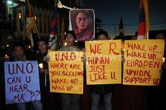 16歳のチベット人女子生徒が焼身自殺