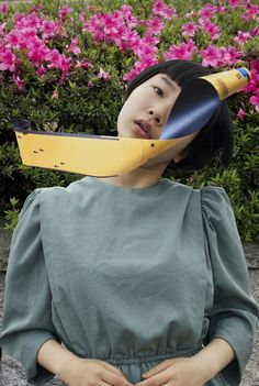 Izumi Miyazaki is a Japanese photographer with a great eye for a witty  composition f434a75c5e7