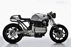 BMW K100 by Robrock | Bike EXIF