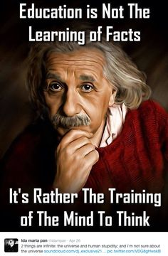 #AlbertEinstein #WILST #impProfile #Einstein #idamariapan on #Twitter and #linkedIn #two #things are #infinite : the #universe and #human #stupidity and I'm not sure about the universe https://soundcloud.com/dj_exclusive215/bounce-that-bootylike-a-basketball-noodabug-x-dj-exclusive-full-version pic.twitter.com/VDG8gHwskB https://twitter.com/idampan/status/725088451289174016