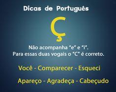 Dicas & Afins: Dicas de Português