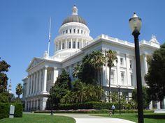 Capital, Sacramento, CA.