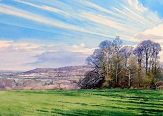 Ivinghoe Beacon by Brian Robinson